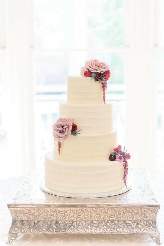 0 17828f f065a741 XL - Кондитерское вдохновение 2017-2018: свадебные торты