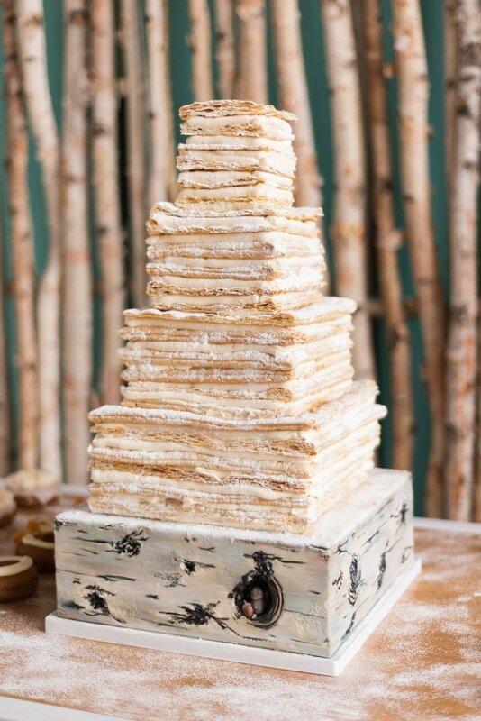 0 178295 3e341cdc XL - Кондитерское вдохновение 2017-2018: свадебные торты