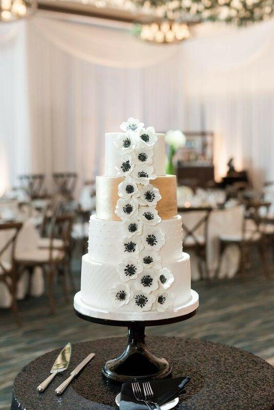 0 1782a1 e33ae498 XL - Кондитерское вдохновение 2017-2018: свадебные торты