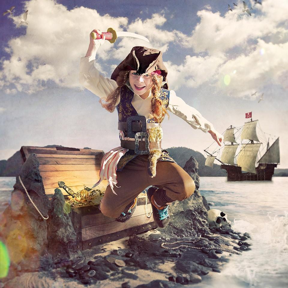9. Доусон — пират острова Триллиум