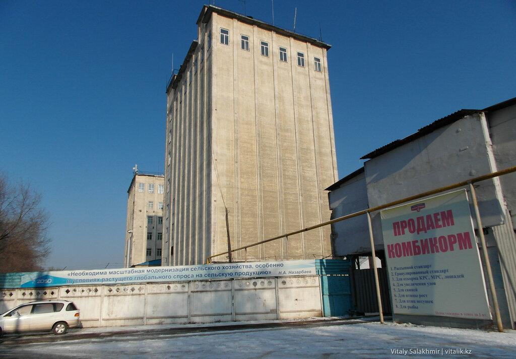 Модернизация сельского хозяйства в Алматы.