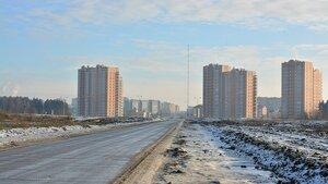 Обнинск. Новый въезд в город