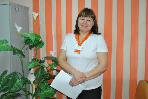Марина Башар, Барабинск