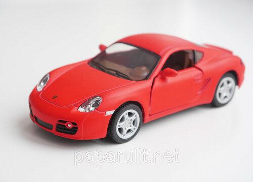 Kinsmart Porsche Cayman