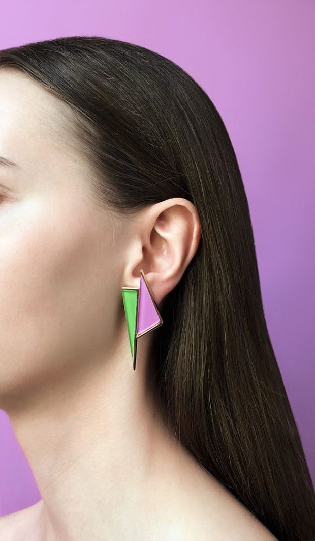Discover Sylvio Giardina Spring Summer 2018 Jewelry Collection