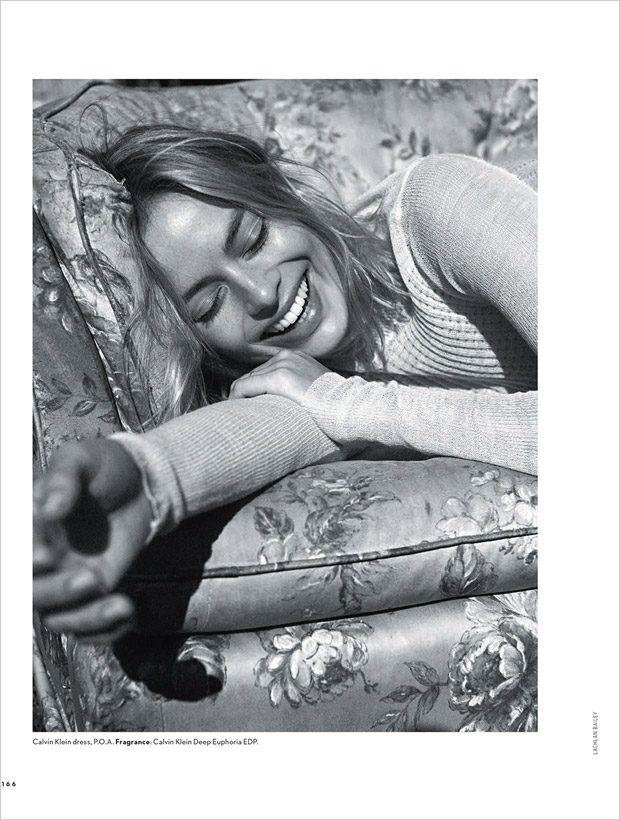 Margot Robbie Stuns for Vogue Australia December 2017 Cover Story