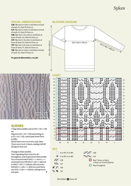 The Knitter №118 2017-December-ng
