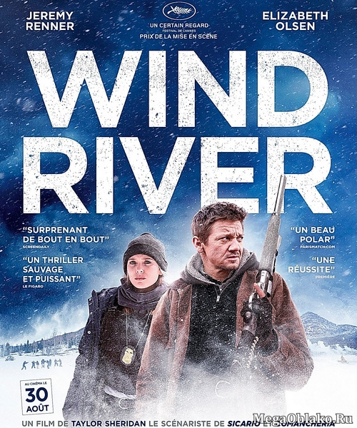 Ветреная река / Wind River (2017/WEB-DL/WEB-DLRip)