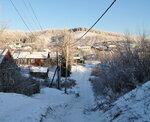 Зима в Сурском