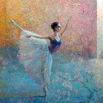 Танцующие и балы (рисованные!)