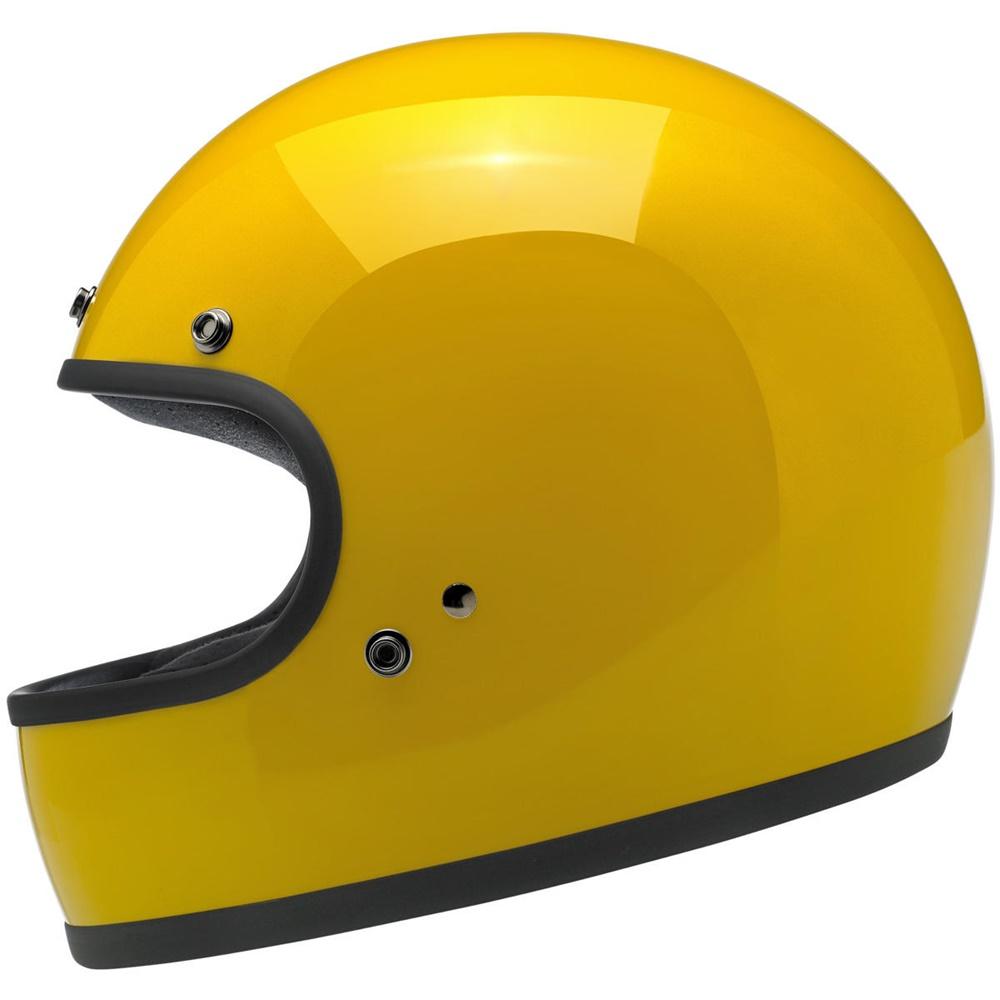 Мотошлем Biltwell Gringo Safe-T Yellow