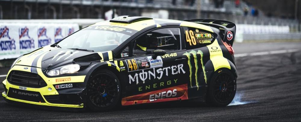 Валентино Росси выиграл ралли Монца 2017 (116 фото)