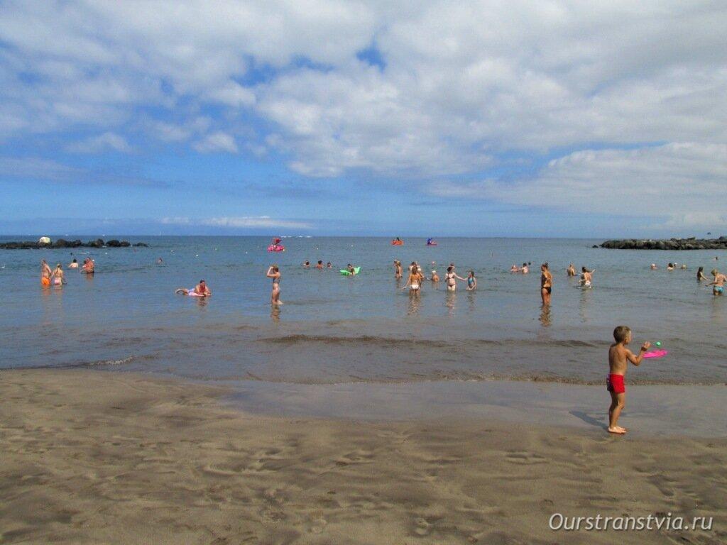 Канарские острова, описание пляжей
