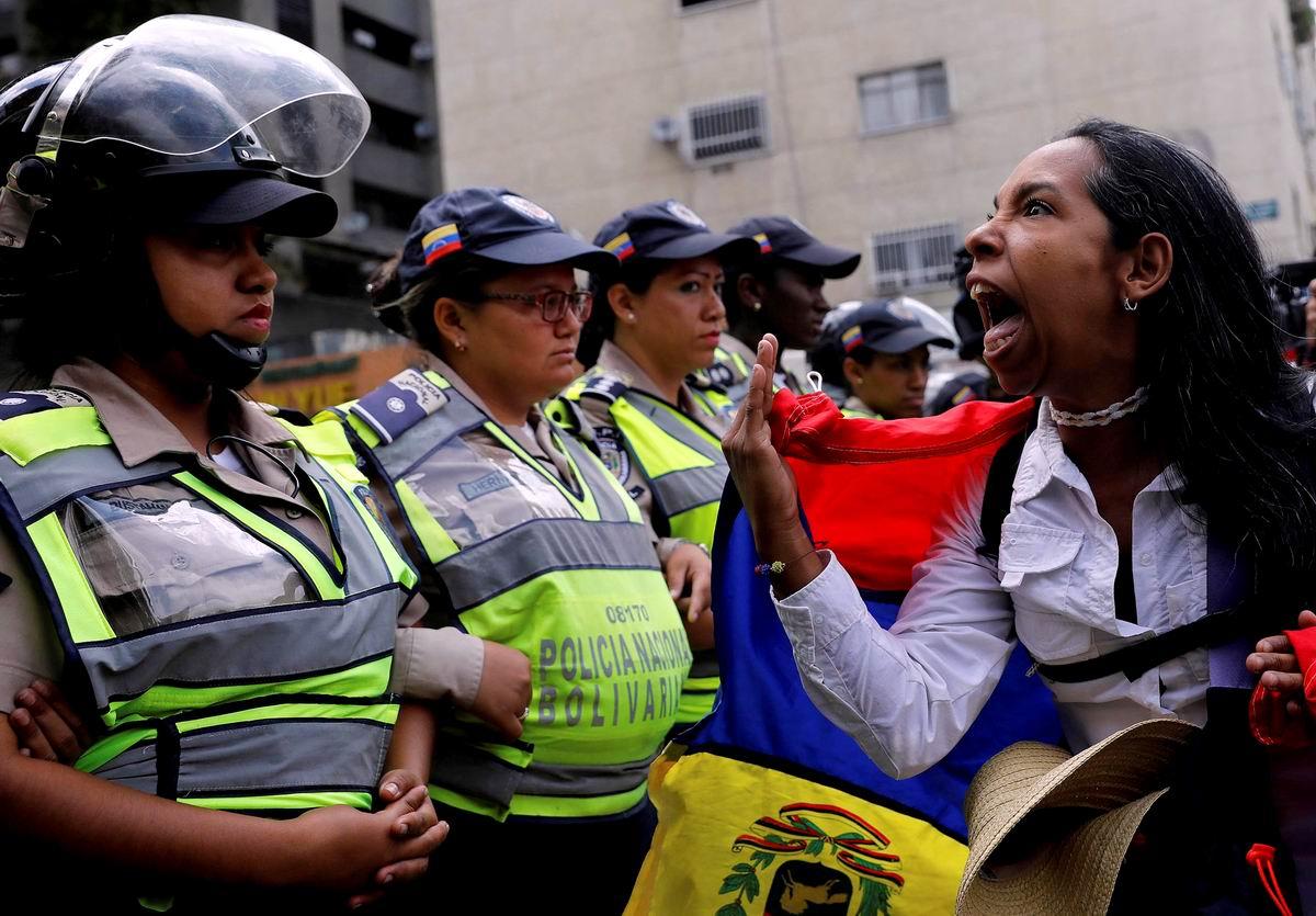 Если не напугаю, то хоть доведу до истерики!: Такой беспощадный латиноамериканский протест