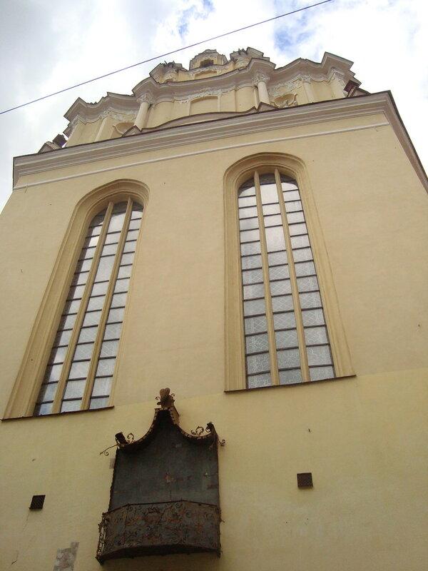Вильнюс. Костёл святых Иоаннов (2)