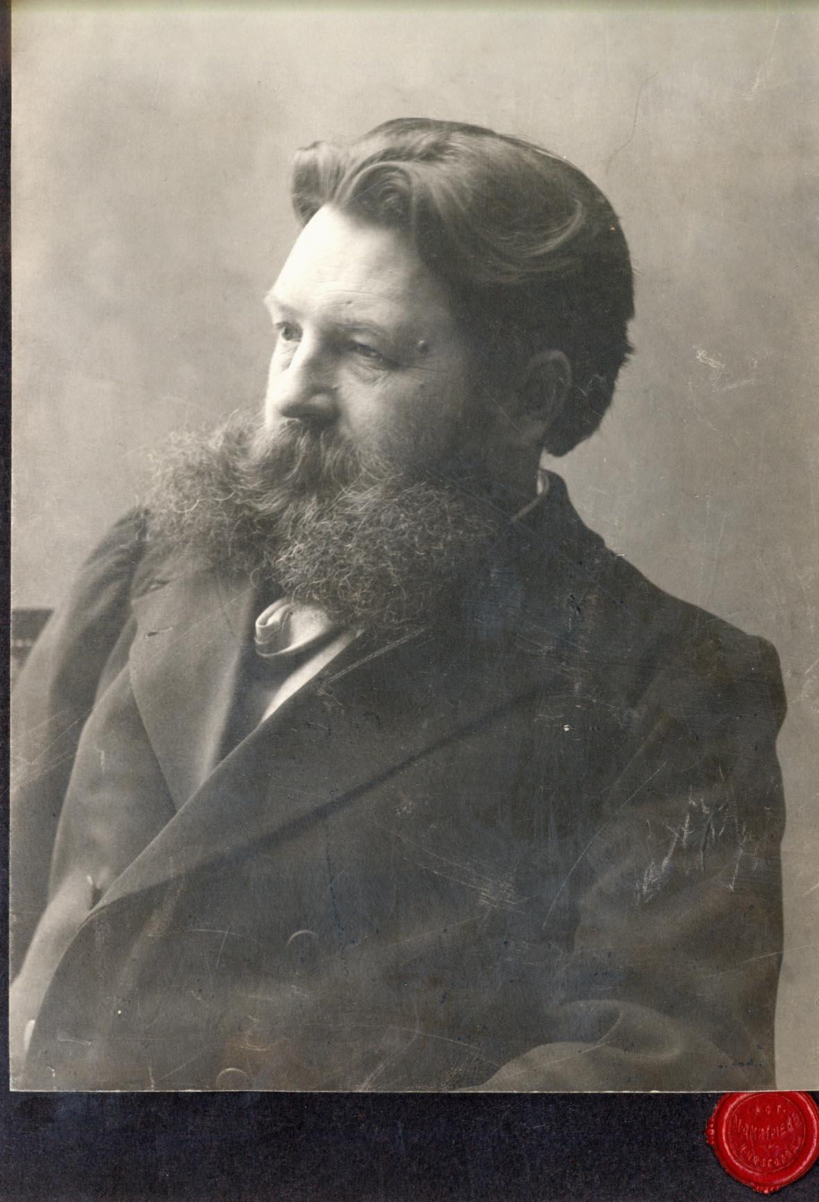 Портрет М. П. Дмитриева