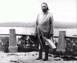 1928. П.А.Флоренский в ссылке в Нижнем Новгороде