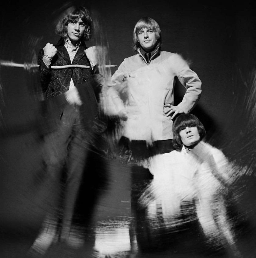 1968. «The Soft Machine»