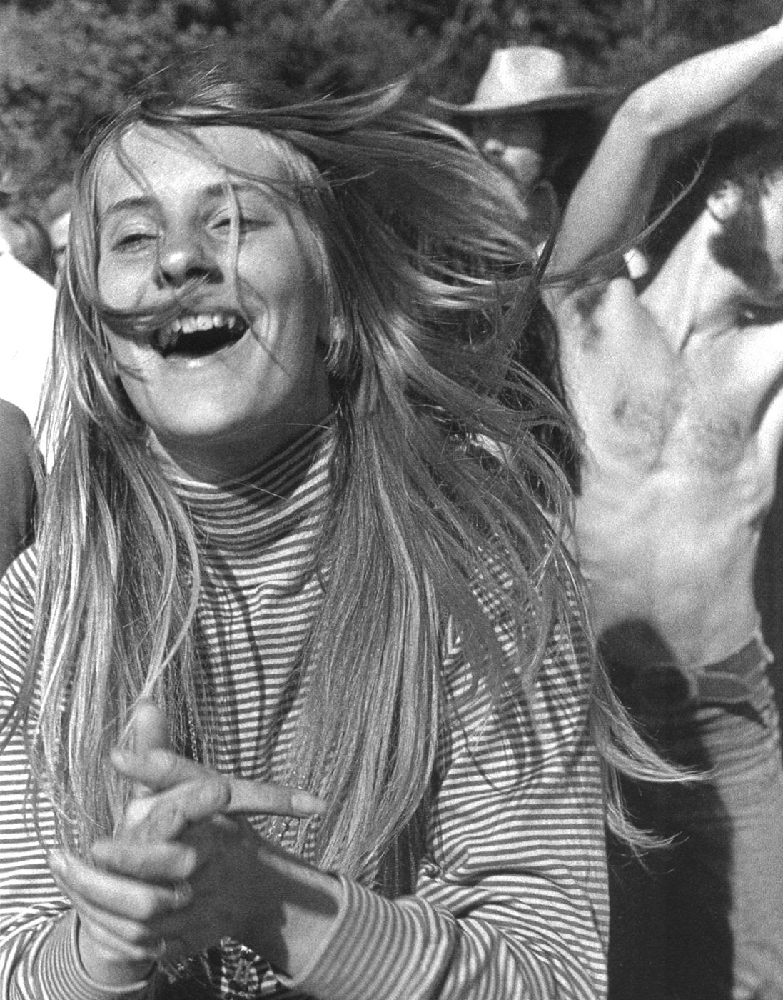1969. Концерт в парке «Золотые ворота»