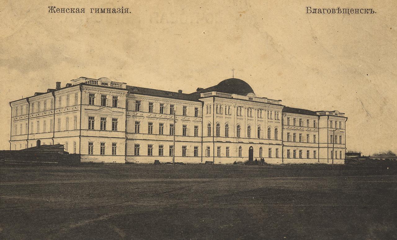 Церковь при Алексеевской женской гимназии