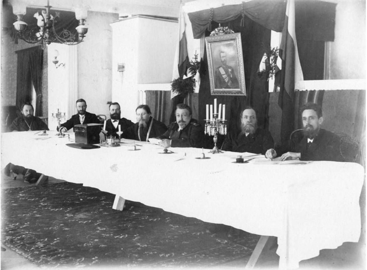 Выборы в Государственную Думы. 1906