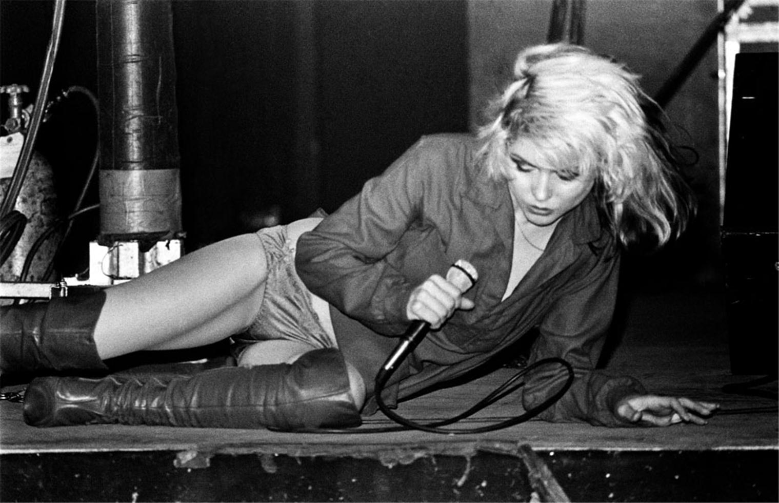 1977. Дебби Харри
