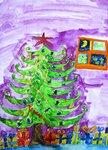 Бохирова Юлия (рук. Плехова Татьяна Александровна) - Новогоднее чудо