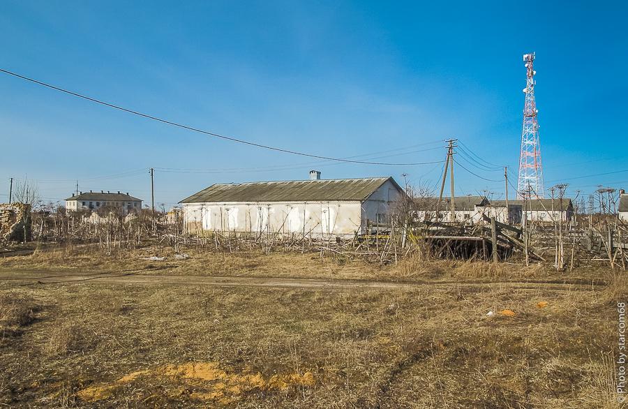Лагерь военнопленных