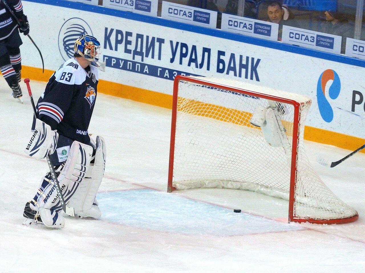 19 Металлург - Динамо Рига 26.11.2017