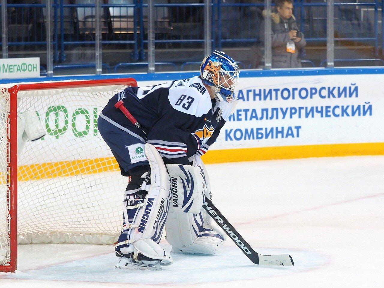 28 Металлург - Динамо Рига 26.11.2017