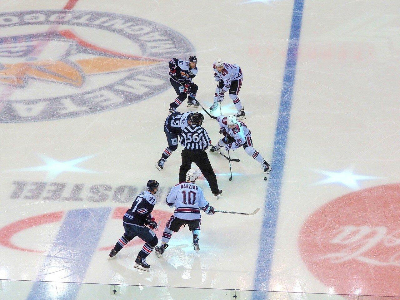 112 Металлург - Динамо Рига 26.11.2017