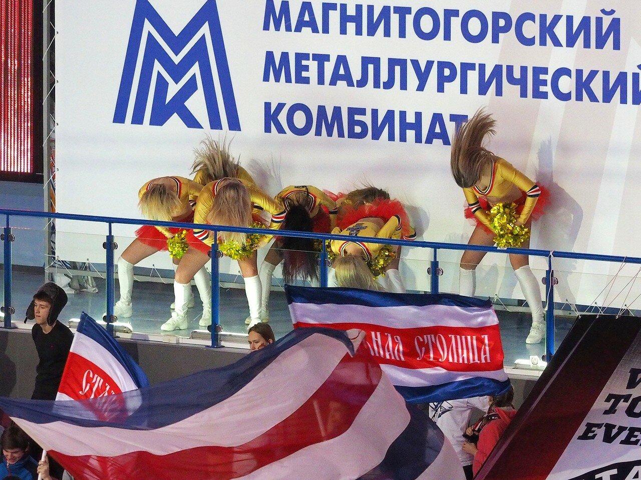 128 Металлург - Динамо Рига 26.11.2017