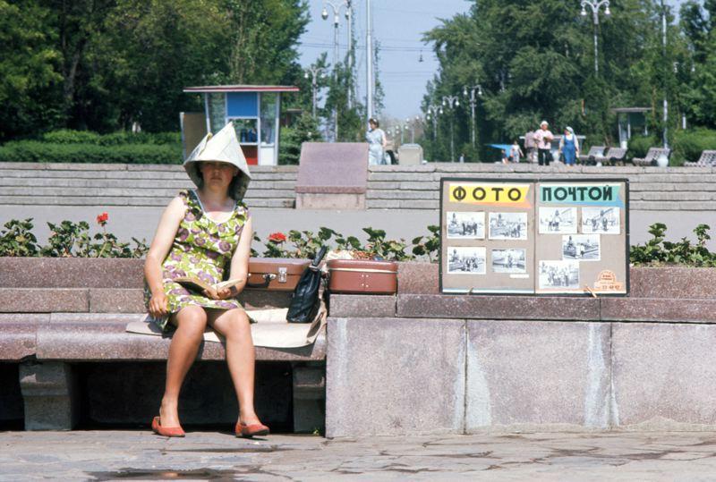 СССР 1967 г. на снимках Георга Одднера. Волгоград