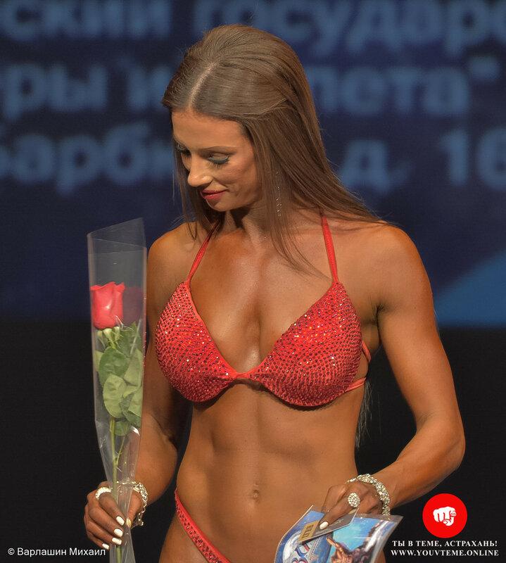 Категория: Фитнес-бикини 172см. Чемпионат России по бодибилдингу 2017