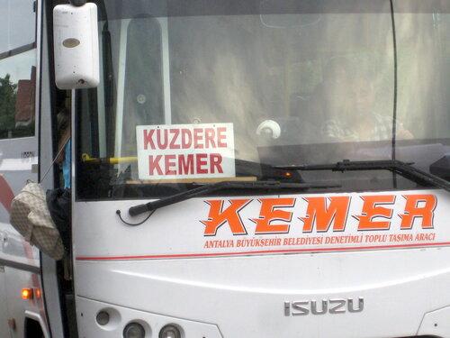 Зимний Кемер