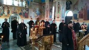 Adunarea preoților din raionul Fălești.