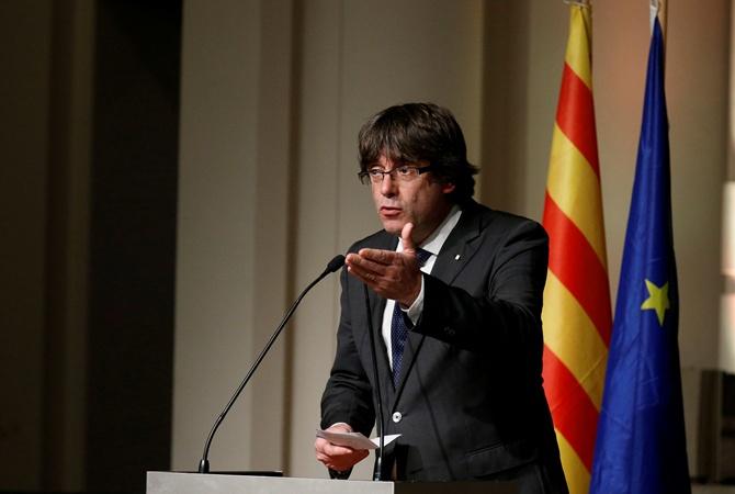 Соратники Пучдемона поддержат переговоры сМадридом— Референдум вКаталонии