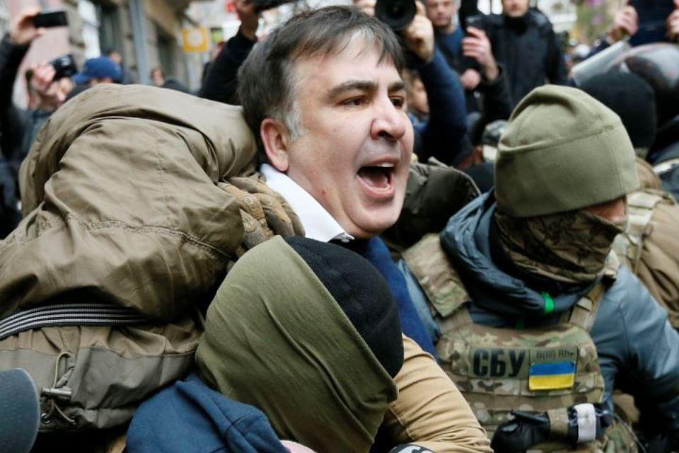 Впосольстве Италии ожидают оперативного расследования дела против Саакашвили