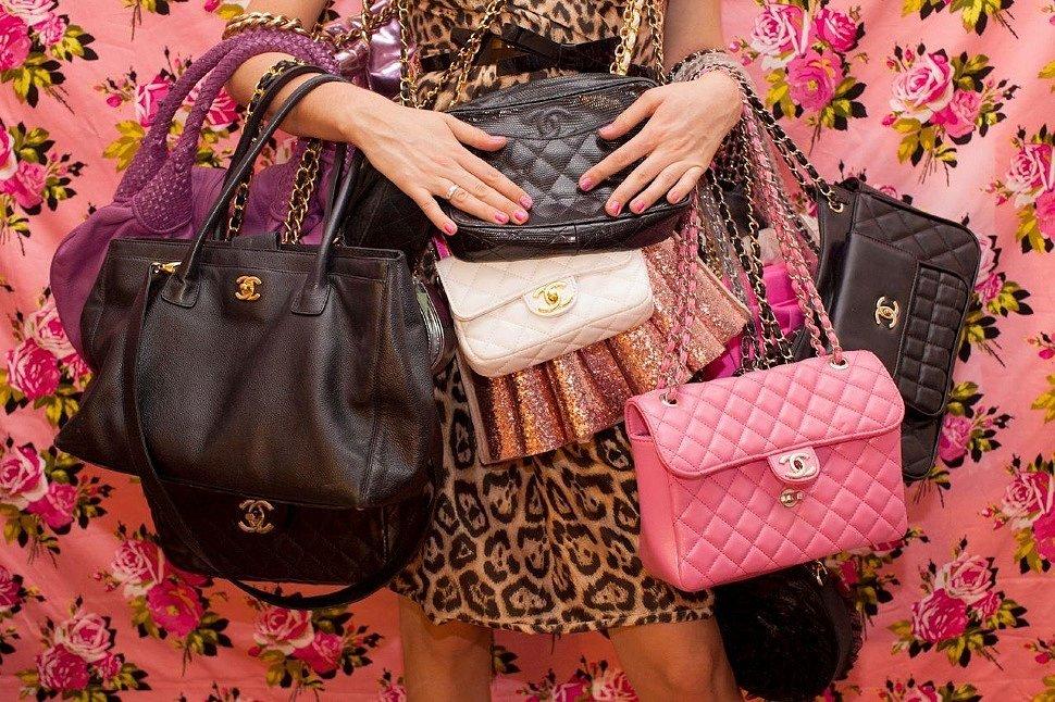 Женская сумка — часть гардероба, подчеркивающая чувство вкуса и стиля (1 фото)