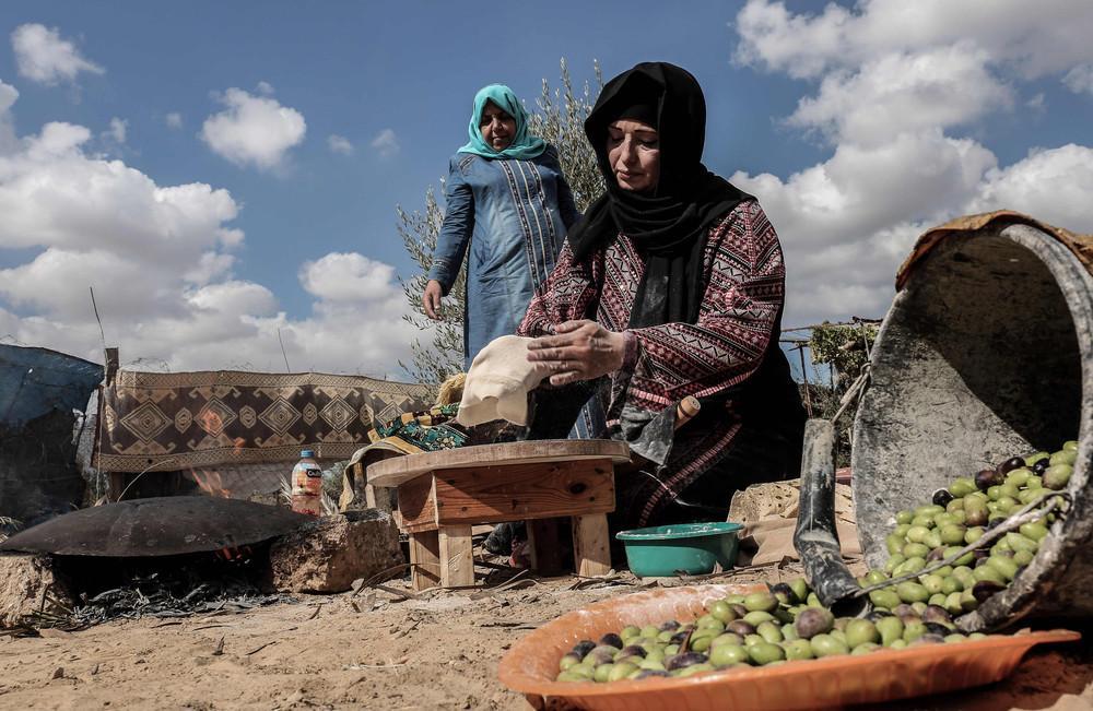 Интересные кадры из Палестины