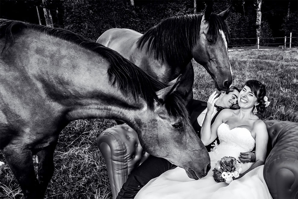 12 свадебных фотографий, которые испортила какая-то скотина