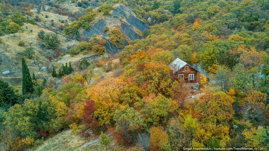 Фотографии Крыма с квадрокоптера
