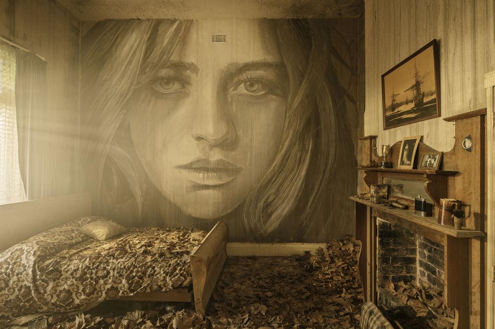 «Проект« Омега» — это самое обширное произведение искусства, которое Тайрон когда-либо