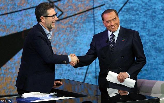 В Италии осужденные не могут занимать государственные должности или участвовать в выборах, в случае