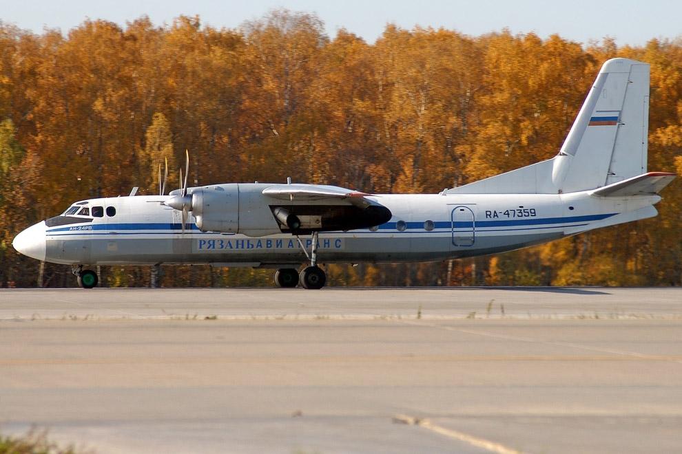 В момент катастрофы Лариса Савицкая спала в своём кресле в хвостовой части самолёта. Проснулась от с
