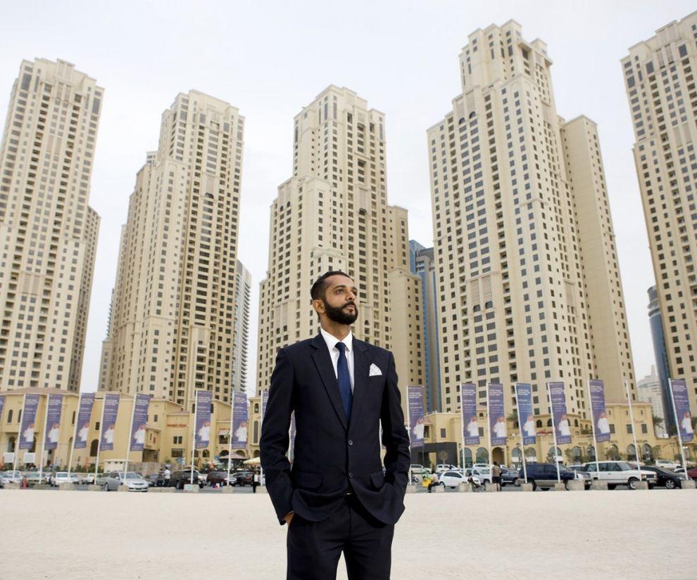 9. Файзел Низам, 30 лет, Дубай, ОАЭ   Когда я спросил Файзела, где он родился, он ответил: «Я р