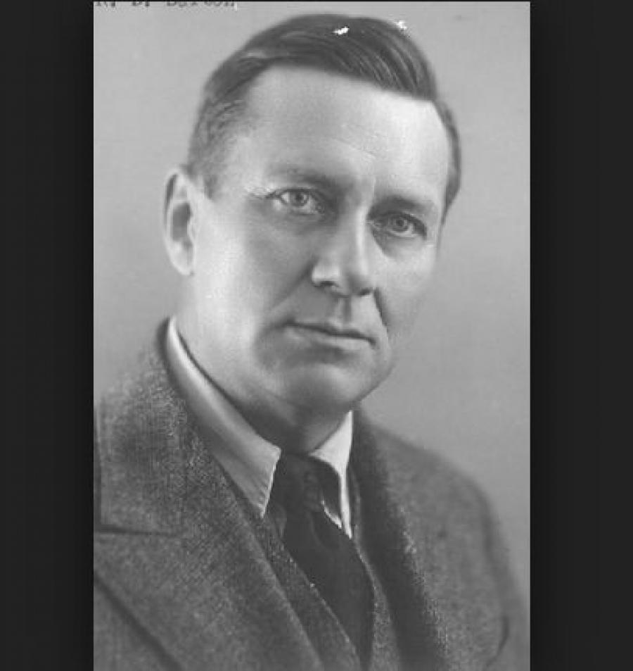 Впоследствии был выявлен факт тайных связей Бартона и НКВД, однако доподлинно неизвестно, какую имен