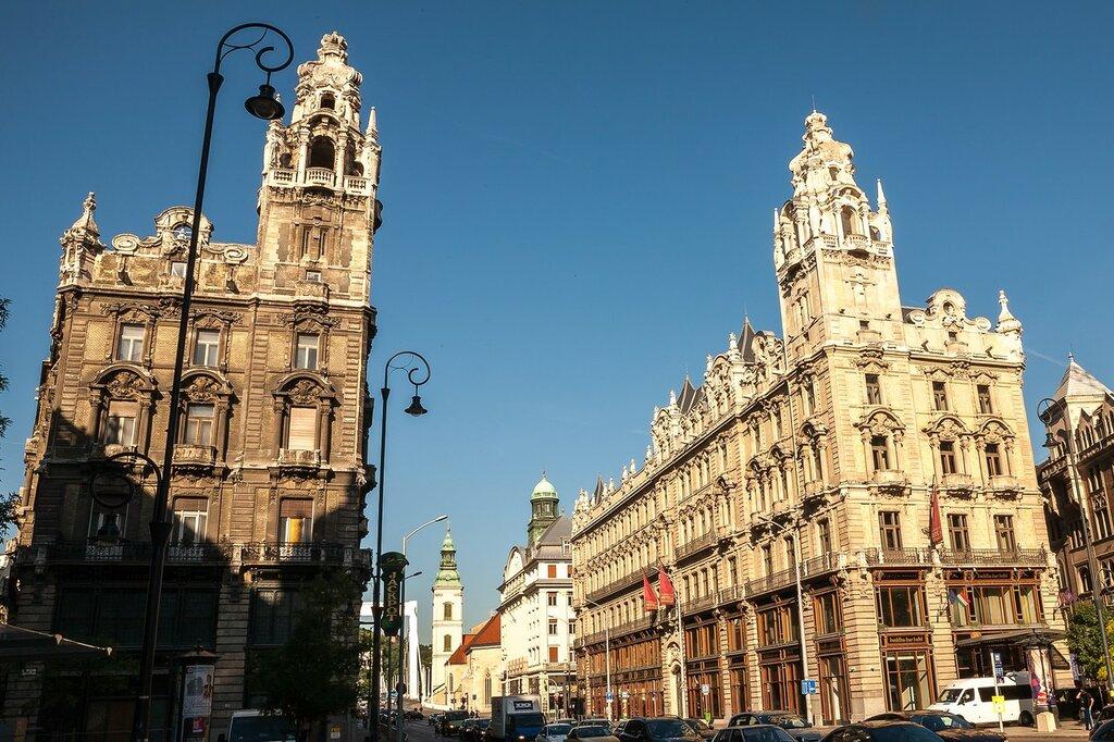 Тони Сопрано в городе бомжей или почему я больше не поеду в Будапешт. Закончен