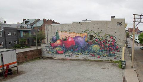 Street Artist – Aryz (12 pics)