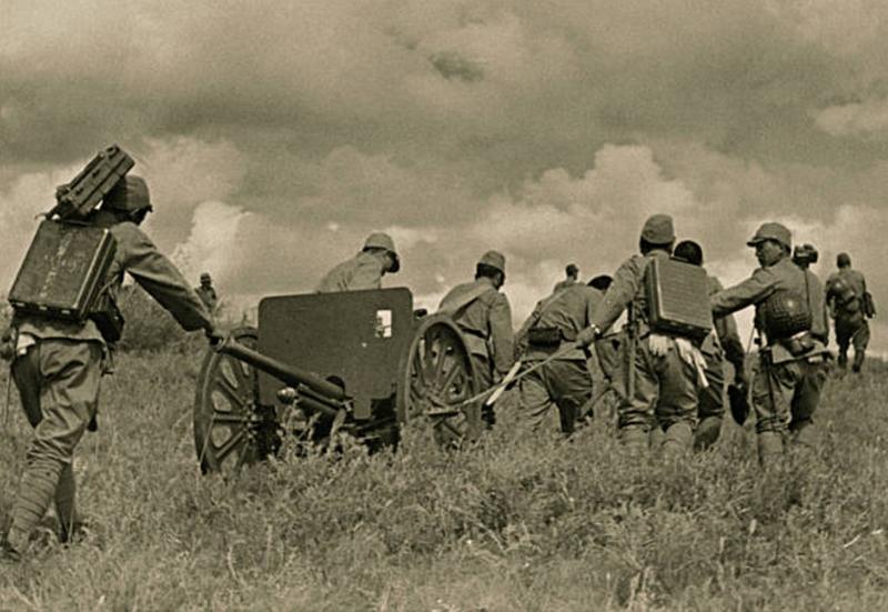 Khalkhin Gol 1939.
